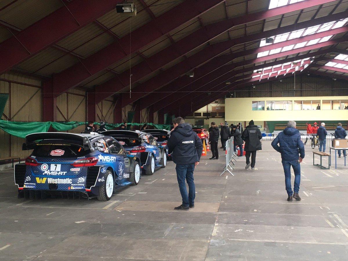WRC: 87º Rallye Automobile de Monte-Carlo [22-27 de Enero] - Página 5 DxmQaeSU0AAxkge