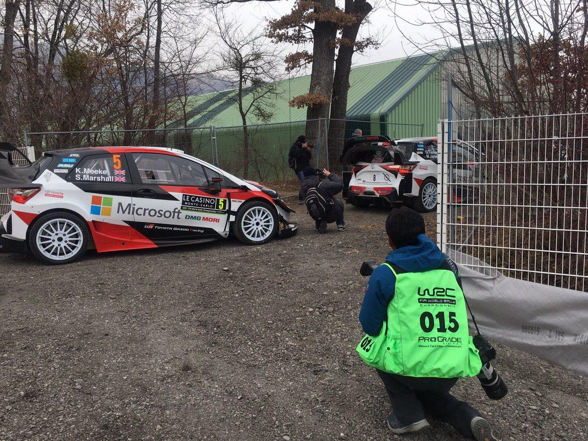 WRC: 87º Rallye Automobile de Monte-Carlo [22-27 de Enero] - Página 5 DxmQaeSVYAEsalV