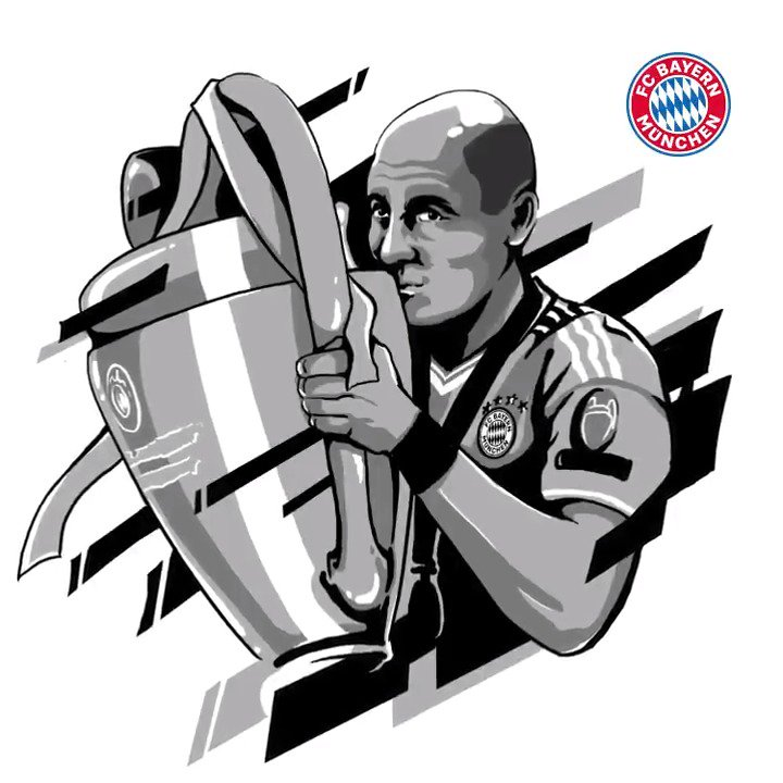 🏆 Mr. Wembley. Mr. 💯 Prozent. Happy Birthday, @ArjenRobben!  #FCBayern #MiaSanMia https://t.co/KOFgOj0gfj