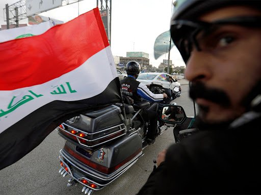 In Pics   #Iraq's first #biker group aims to unite #nation - https://t.co/qelq3WKIMc