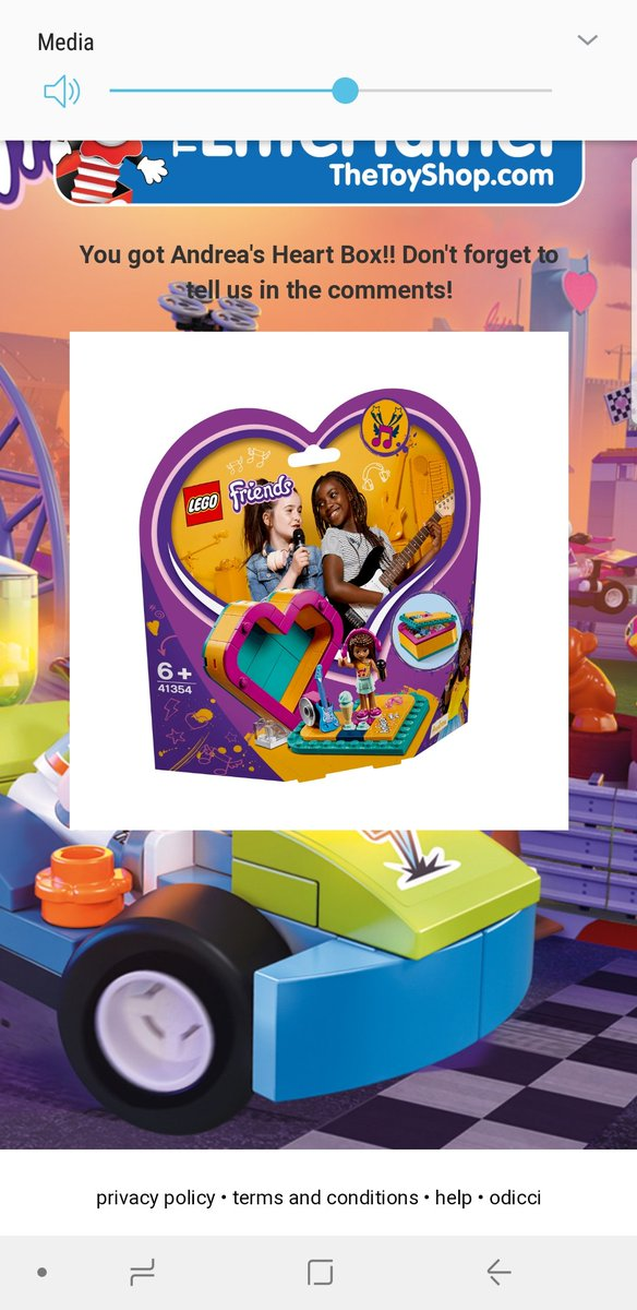 The Entertainer On Twitter New Lego Friends Available Now