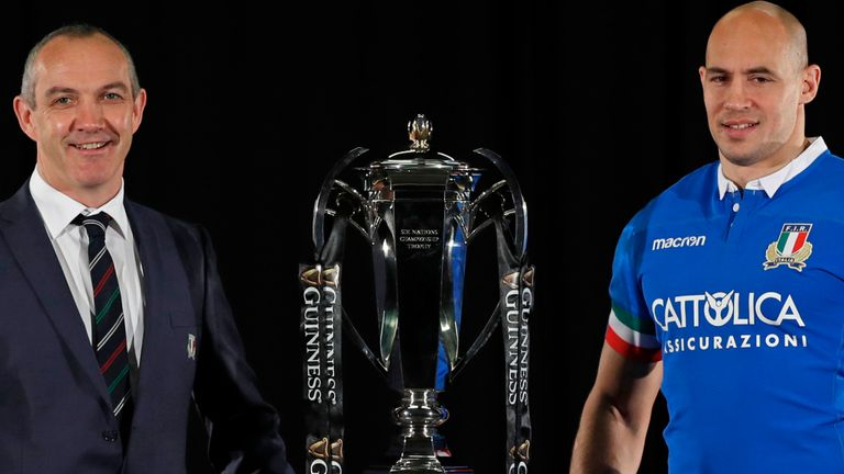 test Twitter Media - O'Shea unfazed by speculation 🏉  Conor O'Shea would have no issue with his Italy 🇮🇹 bosses assessing alternative coaching options.  👉 More here: https://t.co/WawEzmTDXo https://t.co/tOxYuk7lCn