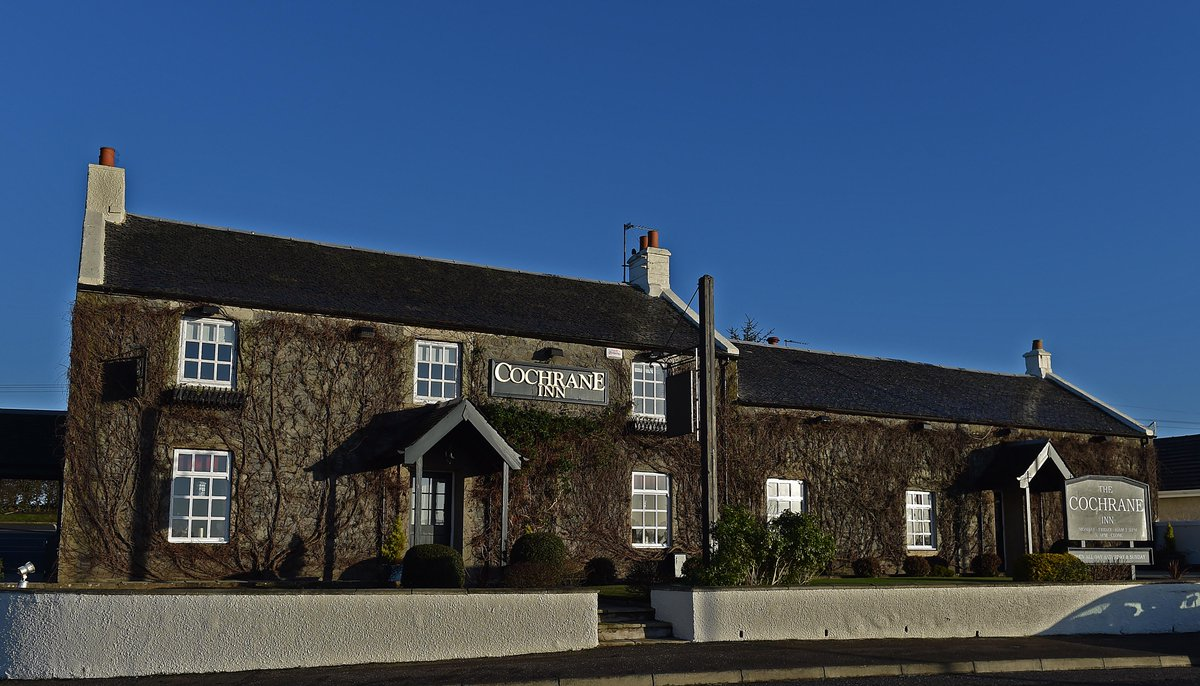 Gatehead restaurant The Cochrane Inn put up for sale by owners bit.ly/2UdjiTc
