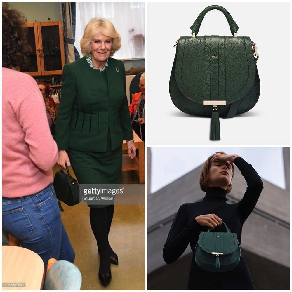 Replicate Royalty On Twitter The Duchess Of Cornwall Today Carried