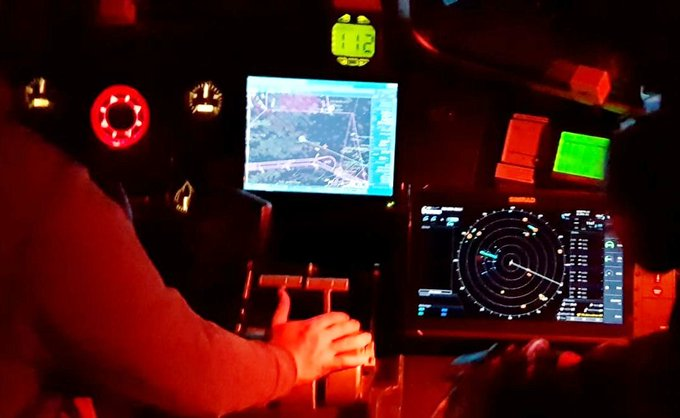 Nachtelijke evacuatie machinist van zeeschip https://t.co/D9n2SOIgZh https://t.co/2J5KRbn7A8