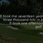 Image for the Tweet beginning: It took  Hammerin' Hank