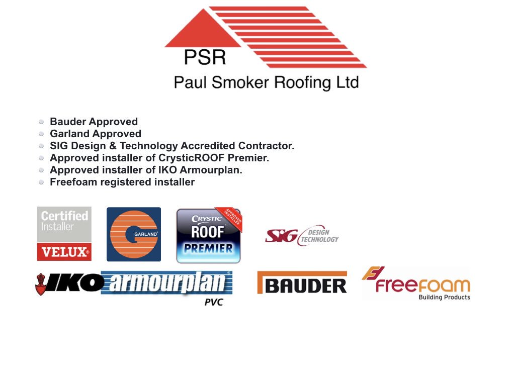 Paul Smoker Roofing Ltd On Twitter Some Of Our Accreditations Accreditations Certified Approved Installers Roofingcontrator Plymouth Devon Cornwall Bauderltd Ikoplc Sigroofing Freefoam Checkatrade Mumstrusted Https T Co Icjlubtsfu