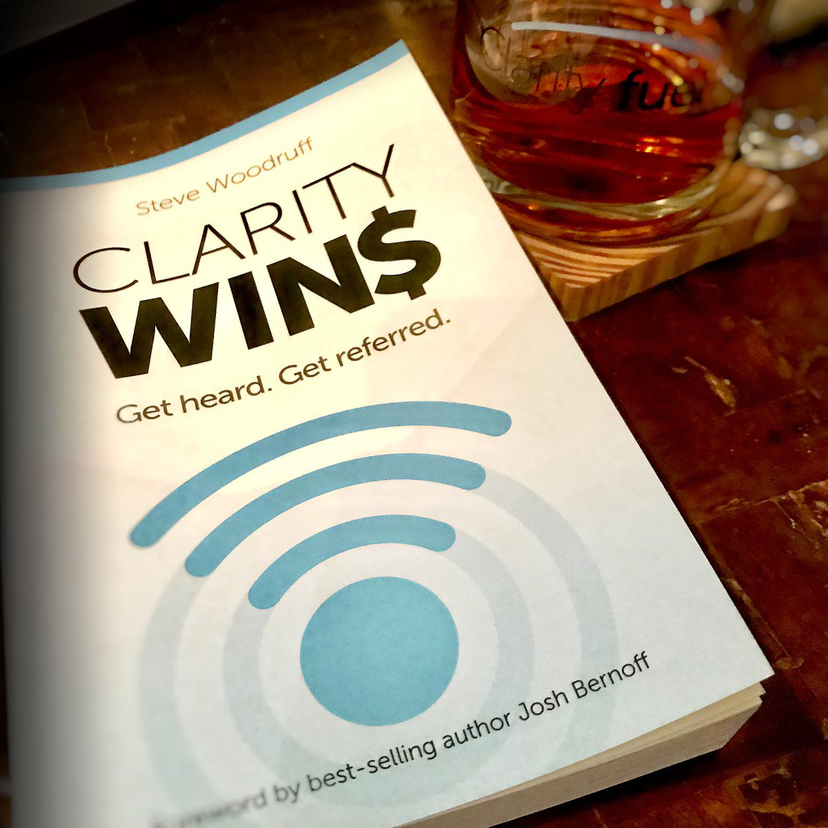 Hot off the presses:   Sales Prospecting: Why Clarity Wins http://bit.ly/2B0wt2G