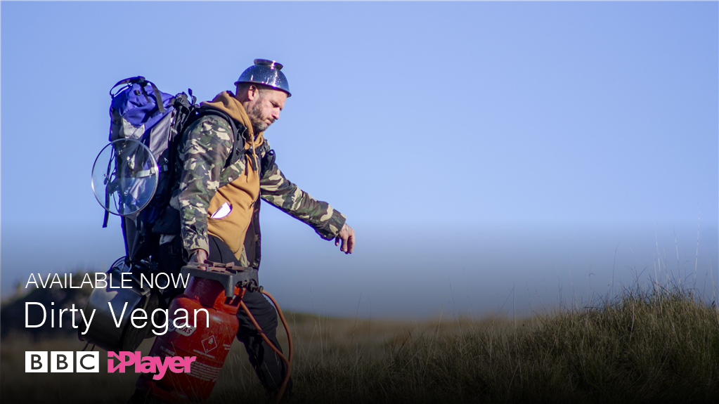 Calling all #DirtyVegan fans!  All episodes are now available on @BBCiPlayer 👉 https://t.co/wEar12zJlm