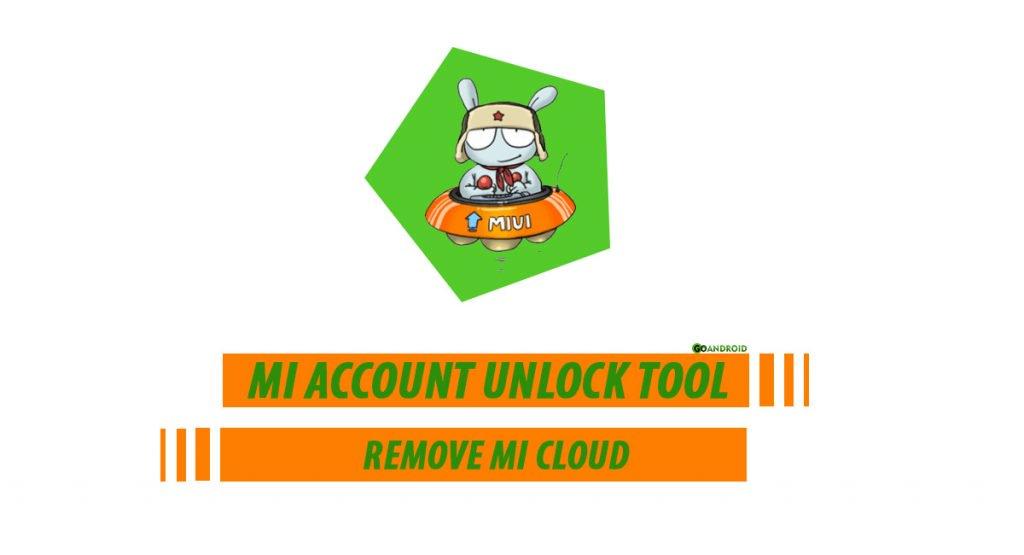 Remove Mi Cloud