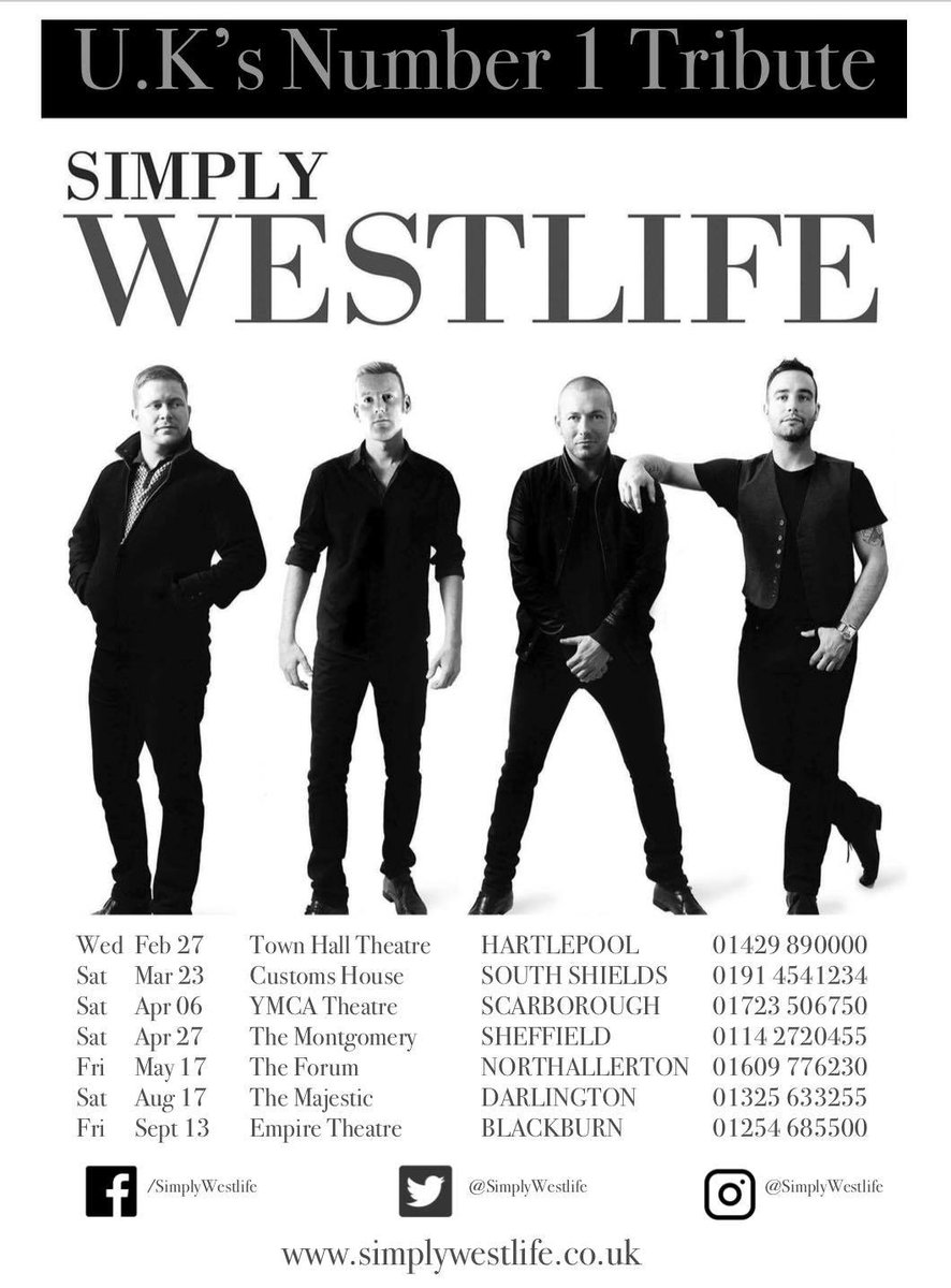 SimplyWestlife photo