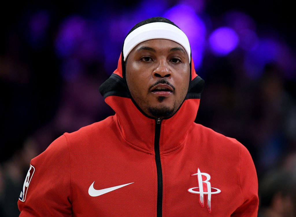 A Heavy Favorite Has Emerged For Carmelo Anthony