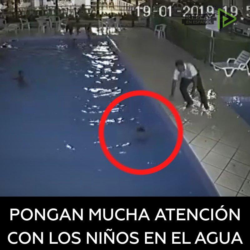 RT @ActualidadRT: El portero de un condominio salva a un niño que se ahogaba en una piscina https://t.co/rqQFSthhmp