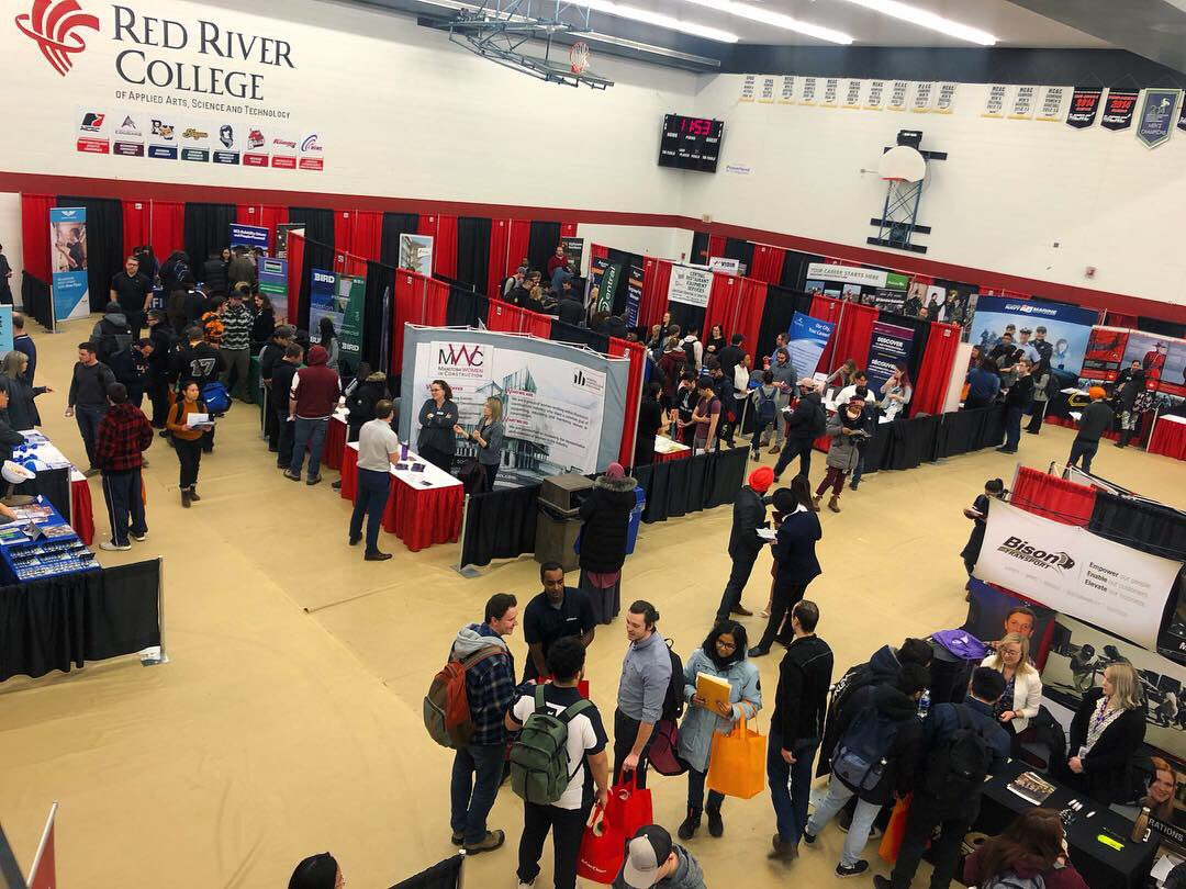 Rrcsa On Twitter Stop By The North Gym Today And Check Out The Career Fair We Have 89 Employers Here To Connect With Rrcsa Rrc