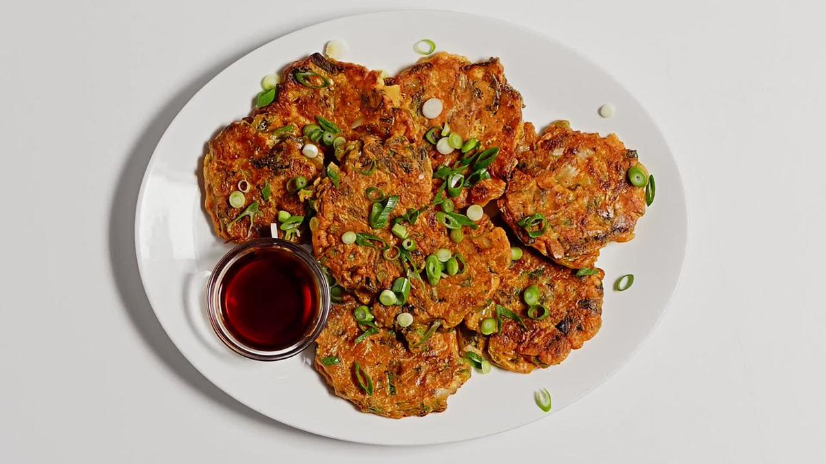 Image for the Tweet beginning: Chewy. Crunchy. Salty. Spicy. These