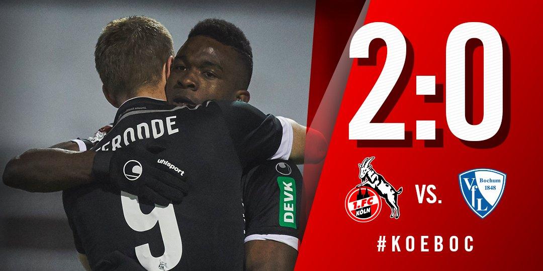 1. FC Köln @fckoeln