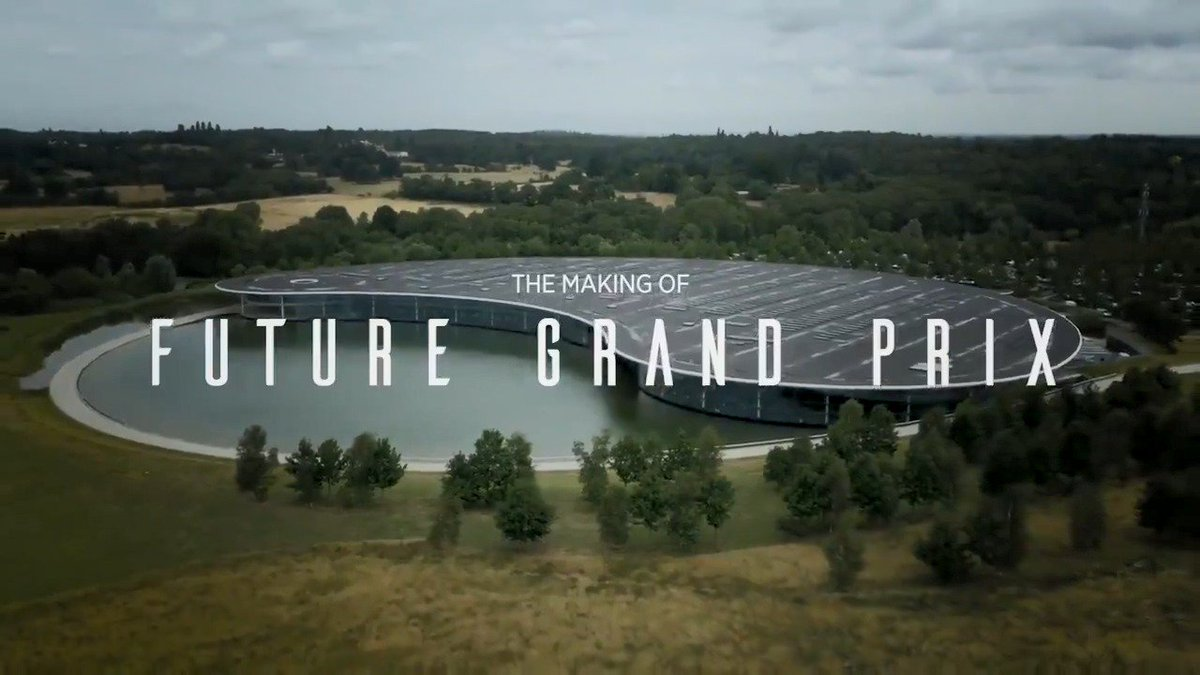 The making of our 2050 concept campaign. Challenging convention in the pursuit of possible. #MCLE #FutureGrandPrix   Watch the full video here ➡️ https://t.co/qDH3kU7ILh