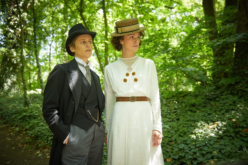 """""""People say, 'It's extraordinarily relevant to today'. I'm like, 'It's extraordinarily relevant to the last 10,000 years!'"""" @ColetteMovie #Colette http://www.divamag.co.uk/Diva-Magazine/Screen/Colette-director-Wash-Westmoreland-on-queer-filmmaking-and-sapphic-sex-scenes/…"""