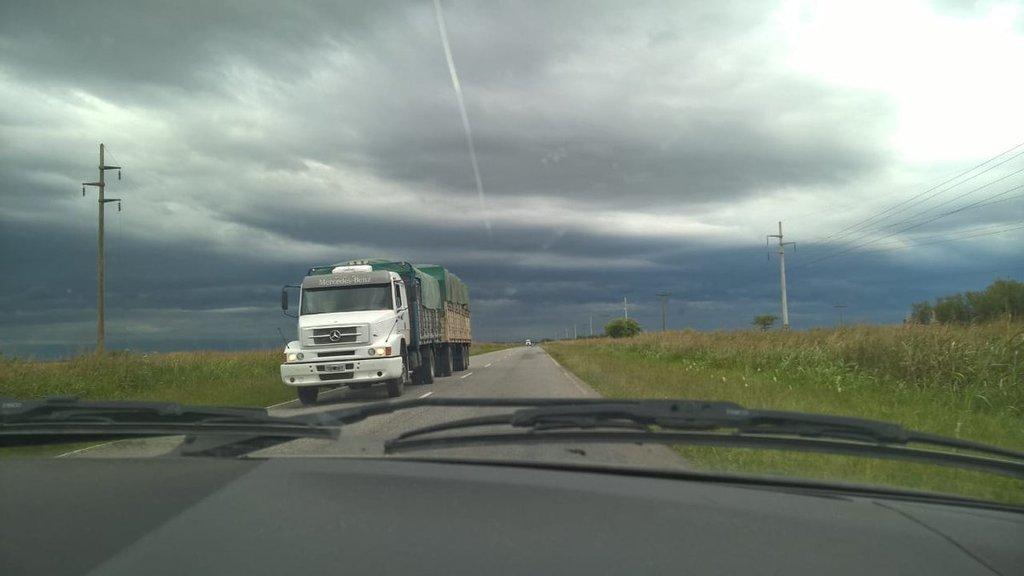 #Clima | #AlertaMeteorológico por tormentas fuertes afecta a nuestra provincia