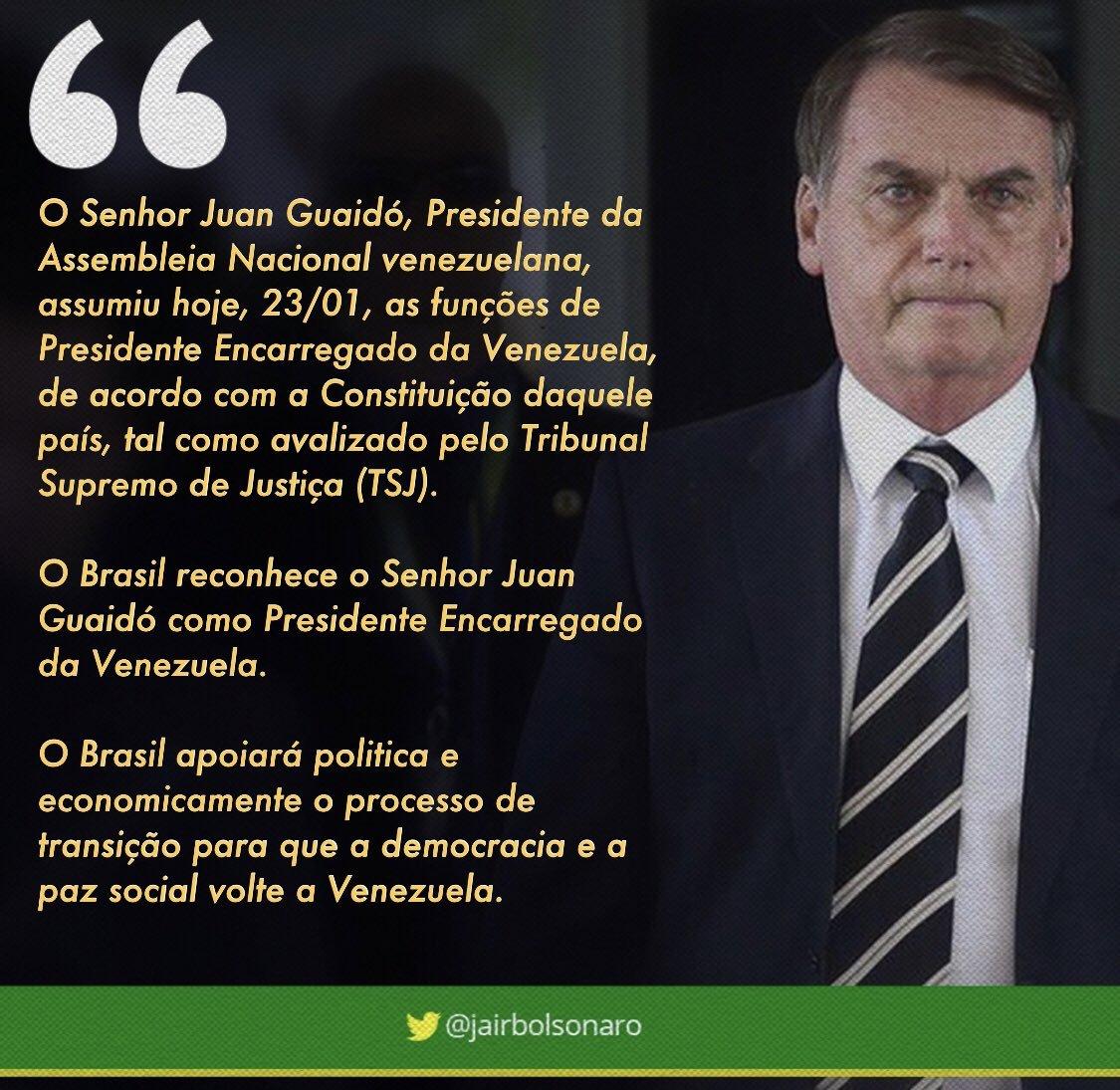 #1 - Situation in Venezuela Dxnlqp3XgAERjar