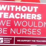 Image for the Tweet beginning: Press Release: Nurses congratulate L.A.