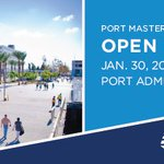 Image for the Tweet beginning: The @portofsandiego invites you to