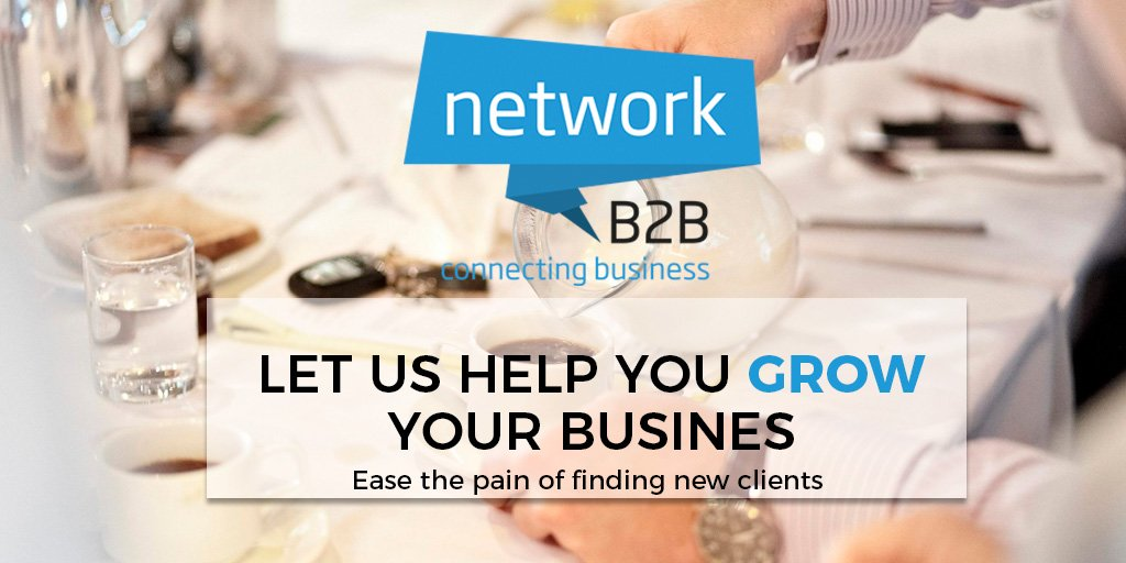 We would love to see you at our next networking breakfast event book your place now http://viewit.link/TKv/NetworkB2Bbpic.twitter.com/evV0b1wprX