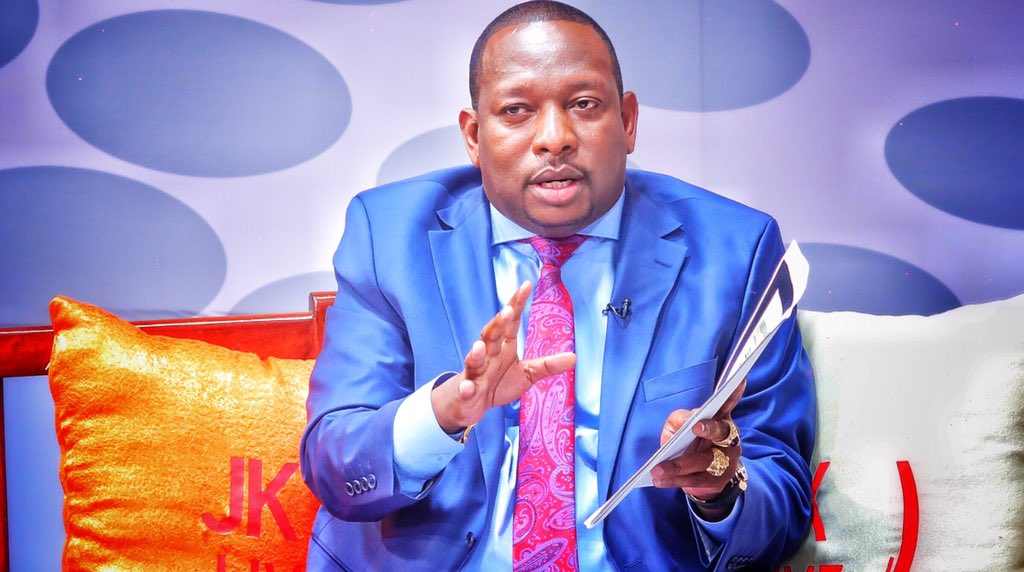 Governor Sonko Exposes Kuria For Grabbing Land Meant For A Library