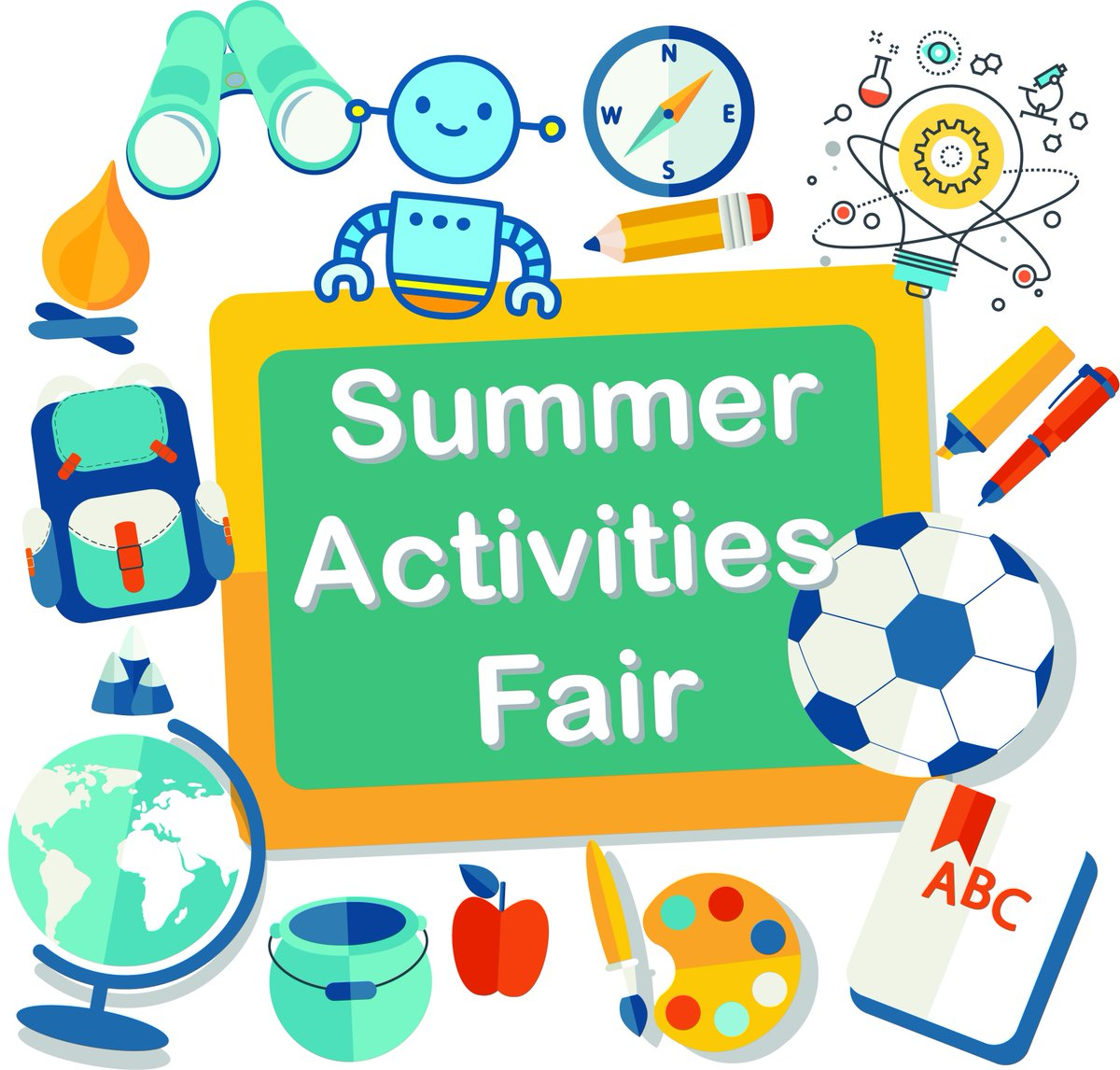 Come get ready for summer at the Summer Activities Fair on Friday, Feb. 8 from 6-8 p.m. at Kenmore by exploring the available summer activity programs throughout the region and the various enrichment programs they offer for children of all ages. <a target='_blank' href='http://search.twitter.com/search?q=APSSummerFair'><a target='_blank' href='https://twitter.com/hashtag/APSSummerFair?src=hash'>#APSSummerFair</a></a> <a target='_blank' href='https://t.co/mkW1qQRqkF'>https://t.co/mkW1qQRqkF</a>