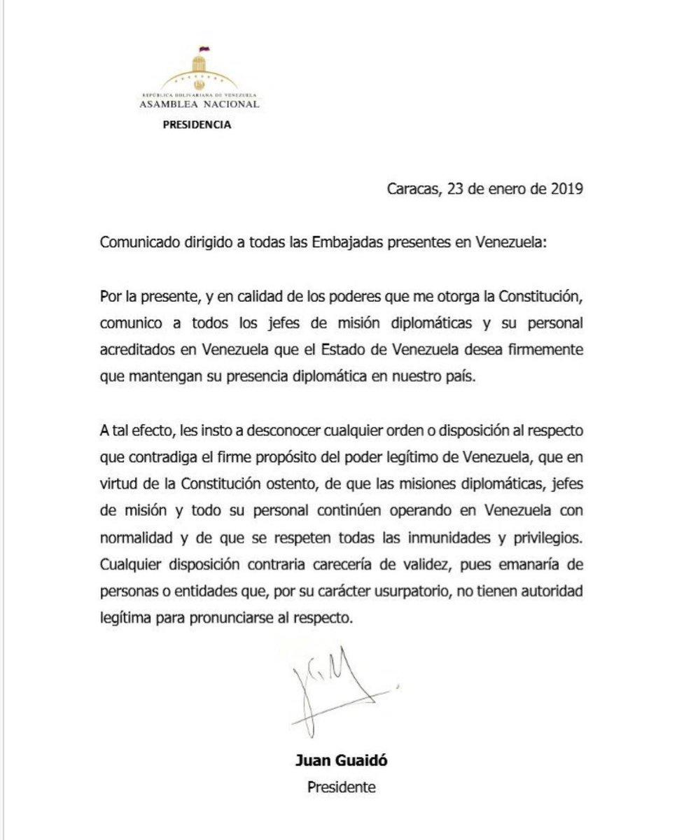 #1 - Situation in Venezuela - Page 2 DxoBACUX4BMBUX9