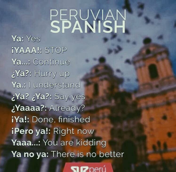 How to say yes i did in spanish