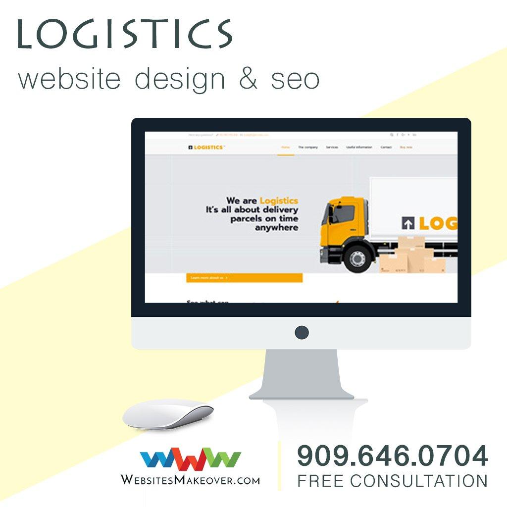 LogisticsWebsiteDesign hashtag on Twitter