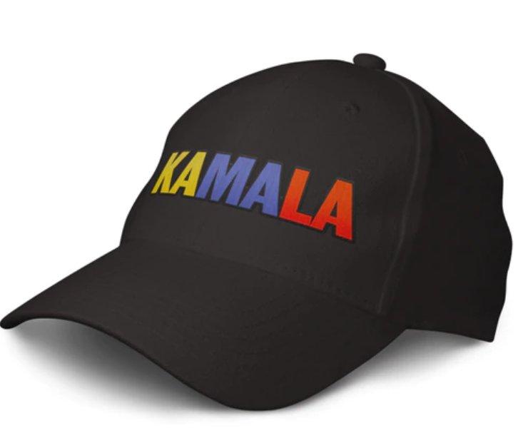 Watching @KamalaHarris on @maddow right now, I'm very happy I ordered my Kamala hat. https://t.co/WMm5NpIYrF