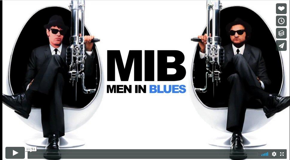 Jay Lee On Twitter Mib Men In Blues Short Film Https