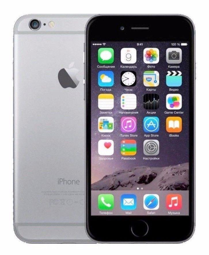 Apple iPhone 6 16GB 64GB Factory Unlocked AT&T T-Mobile Verizon...