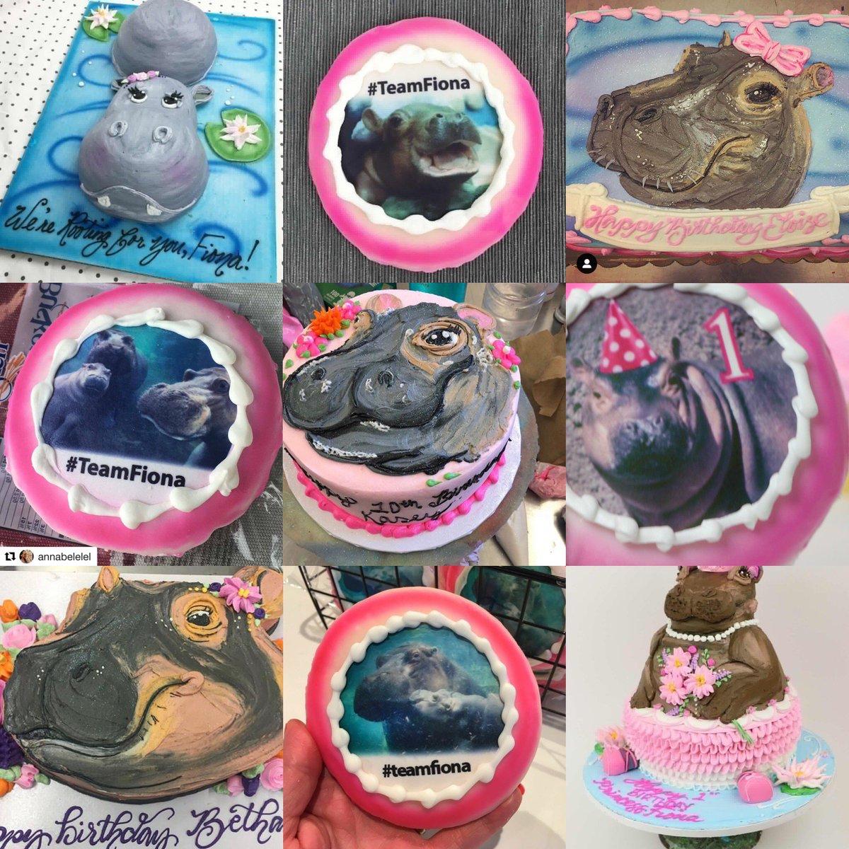 Brilliant Busken Bakery On Twitter Fiona Has Stolen Our Hearts Happy Funny Birthday Cards Online Hendilapandamsfinfo