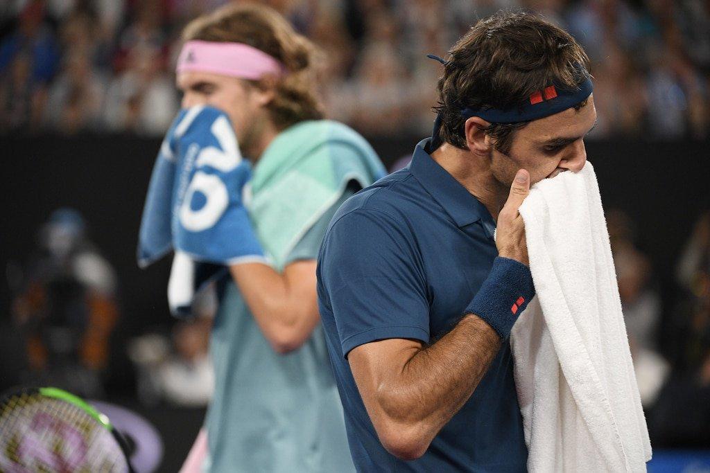 Breaking The News 24 7 V Twitter Breaking Rafael Nadal Reaches Australian Open Final After Straight Sets Victory Over Tsitsipas Ao2019 Tennis Https T Co Wkbfrx0tud