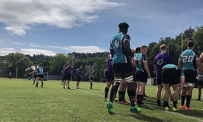 There were only a handful of fixtures across the #UniRugby leagues this week, but Leeds Beckett certainly started 2019 with a bang in #BUCSSuperRugby 👀  The latest Uni Rugby round-up is here: http://www.talkingrugbyunion.co.uk/leeds-beckett-secure-third-consecutive-win-after-comfortable-nottingham-trent-victory/22116.htm …