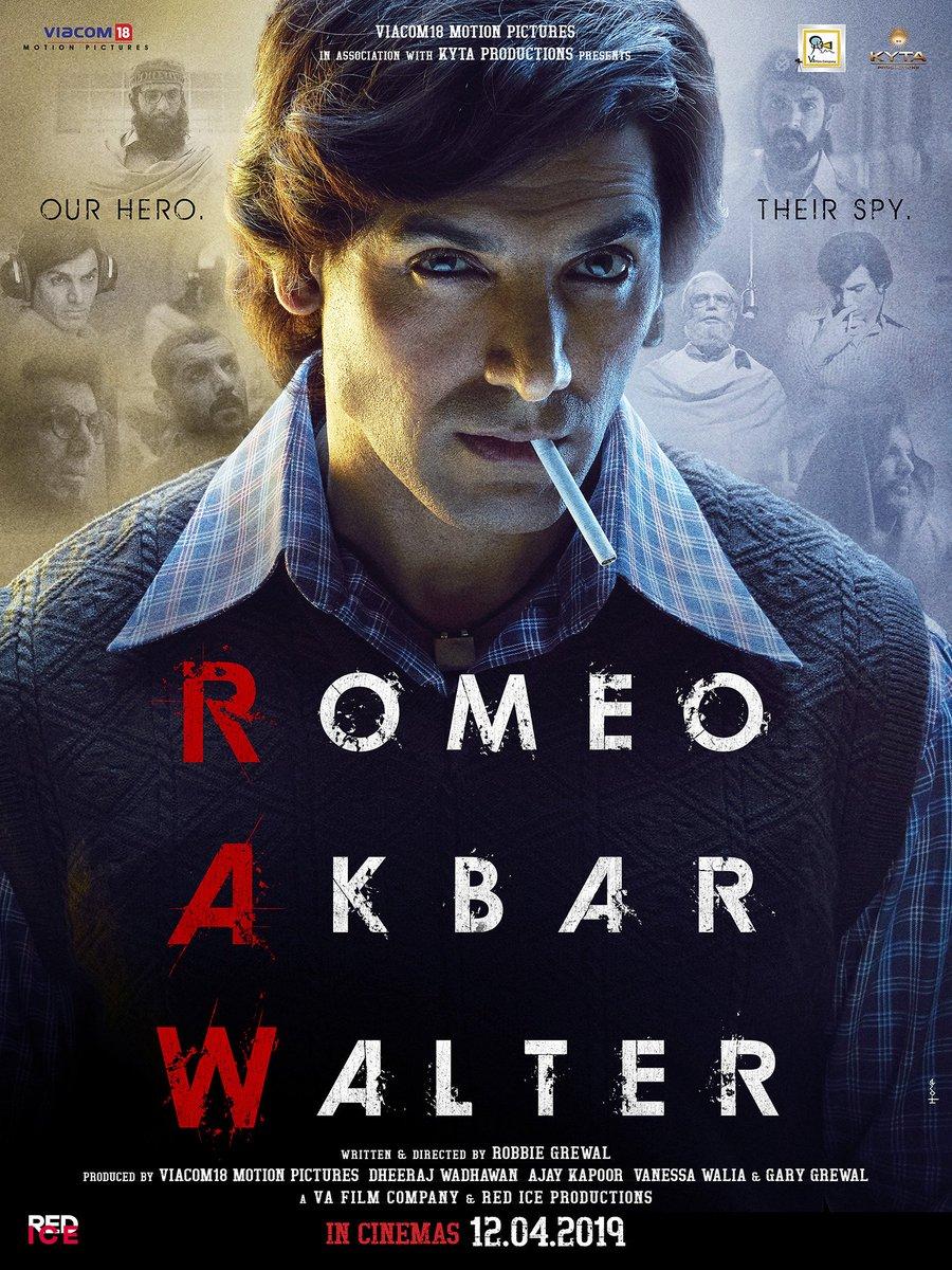 via @TheJohnAbraham Presenting 'Romeo' from #RAW #RAWRomeo  @Roymouni  @bindasbhidu  @sikandarkher @RomeoAkbarWaltr  @Viacom18Movies  == Also watch Most Anticipated Bollywood Movies of 2019! #bollywood #latestNews #gossip #DilSeSTrong https://www.youtube.com/watch?v=rkeQSHDDf7w…
