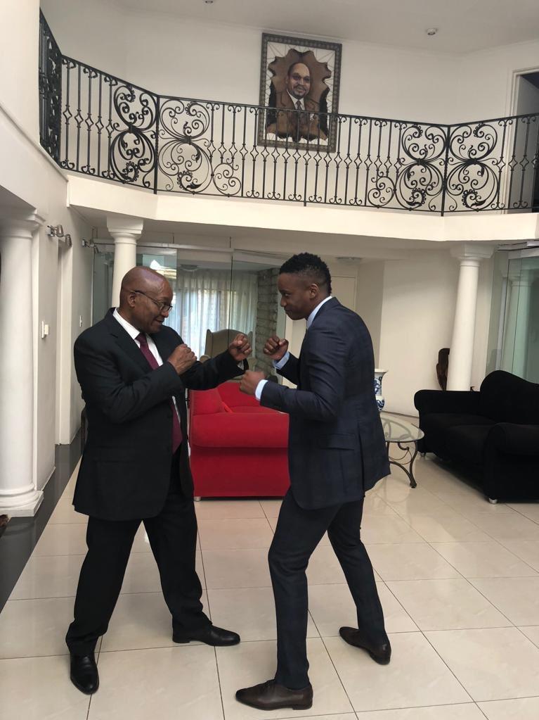 Jacob G Zuma (@PresJGZuma) on Twitter photo 24/01/2019 08:10:31