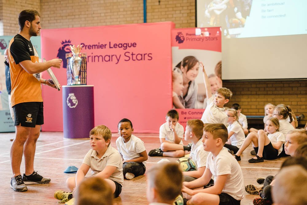 Tomorrow is the deadline to apply for our Primary Stars Team Leader vacancy ⚽  Get your applications in via our website, just scroll down to 'Join us' ⬇ http://tigerstrust.co.uk/#about