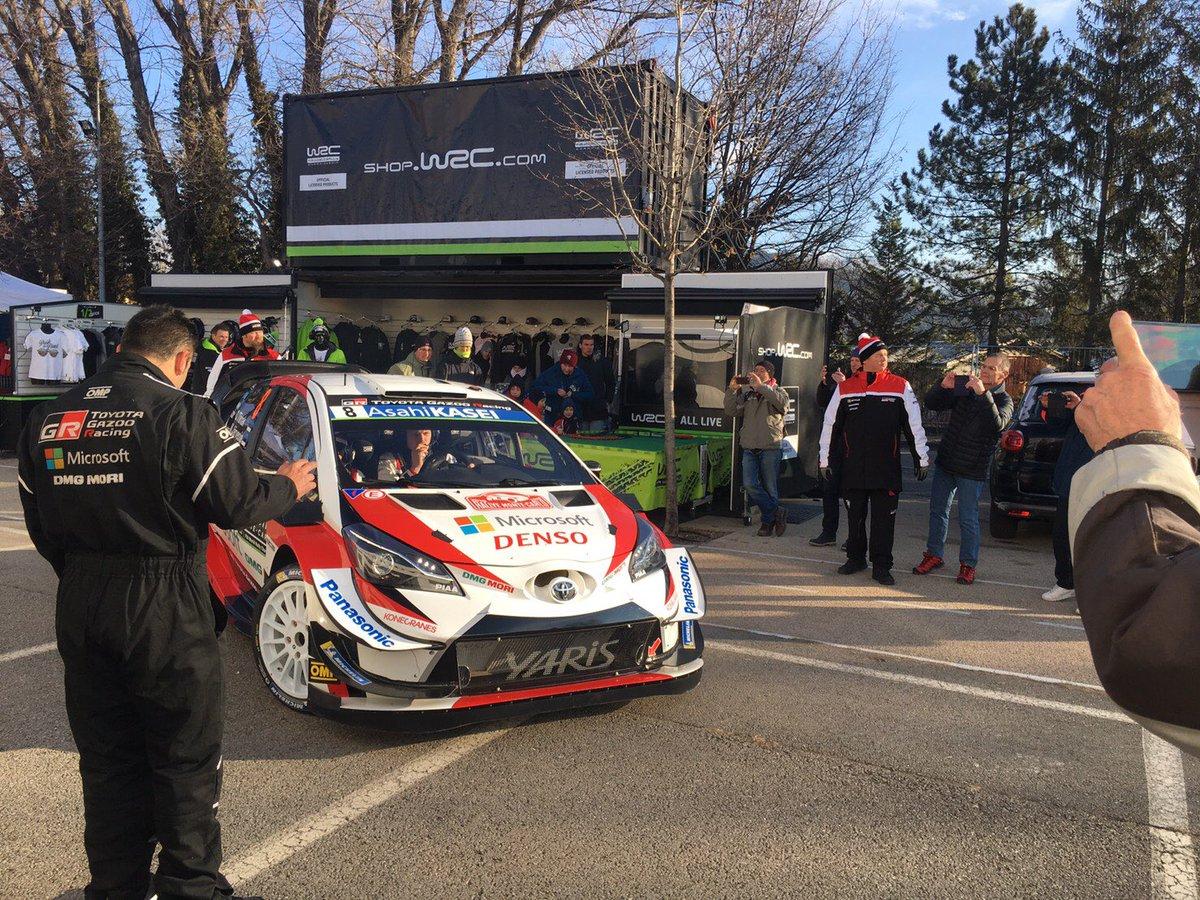 WRC: 87º Rallye Automobile de Monte-Carlo [22-27 de Enero] - Página 6 DxqfGmcVsAEQ1KE