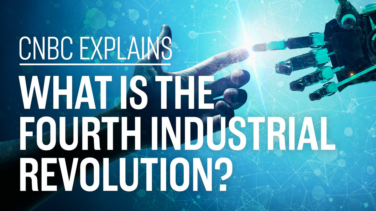💢Explaining The 4th Industrial Revolution & How it Relates to your #business >@CNBC via @realColinMac#AI #4IR #Industry40 #4thIndustrialRevolution #DigitalTransformation #CSuite #fintech #IoT
