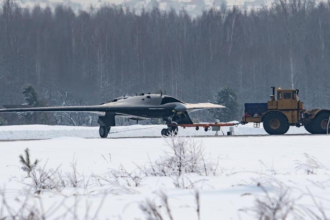 Новый БПЛА С-70