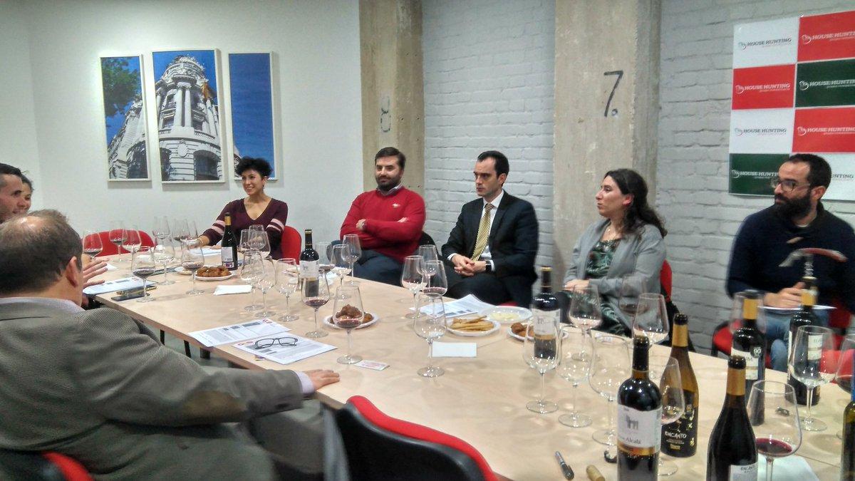 Gracias a todos los asistentes a la cata & #networking de ayer en #Chamberí. Preparando la de #febrero si quieres asistir escribe a info@acechamberi.com #tuACEsChamberí
