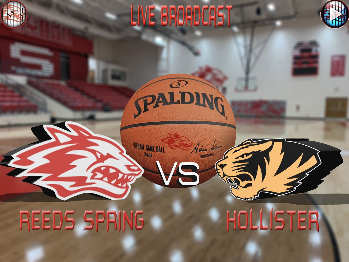 Catch the LiveStream of the Lady Wolves Basketball game tonight vs the Lady Hollister Tigers  on RSWOLVESTV. We may even have some new young talent to introduce on the microphone!