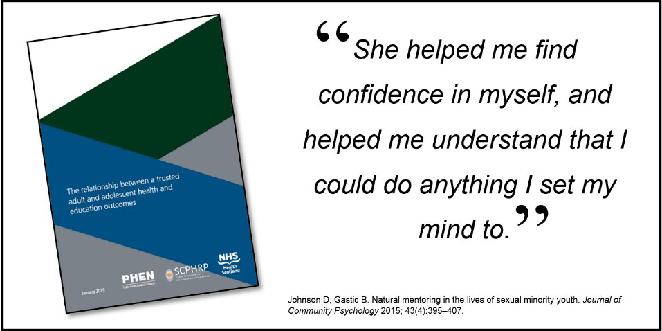 New .@NHS_HS & .@SCPHRP report: The relationship between a trusted adult and adolescent health and education outcomes http://www.healthscotland.scot/publications/the-relationship-between-a-trusted-adult-and-adolescent-health-and-education-outcomes…