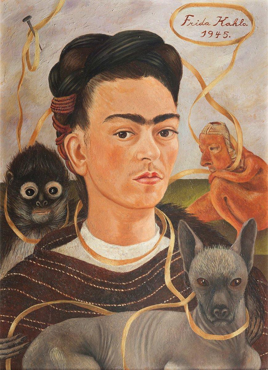 BREAKING NEWS!  In voorjaar 2021 presenteren wij grote #FridaKahlo tentoonstelling. Topstukken Mexicaanse kunstenares uit collectie Museo Dolores Olmedo komen naar #Assen #trots #blij @elolmedo_mx http://bit.ly/2DuXSLR