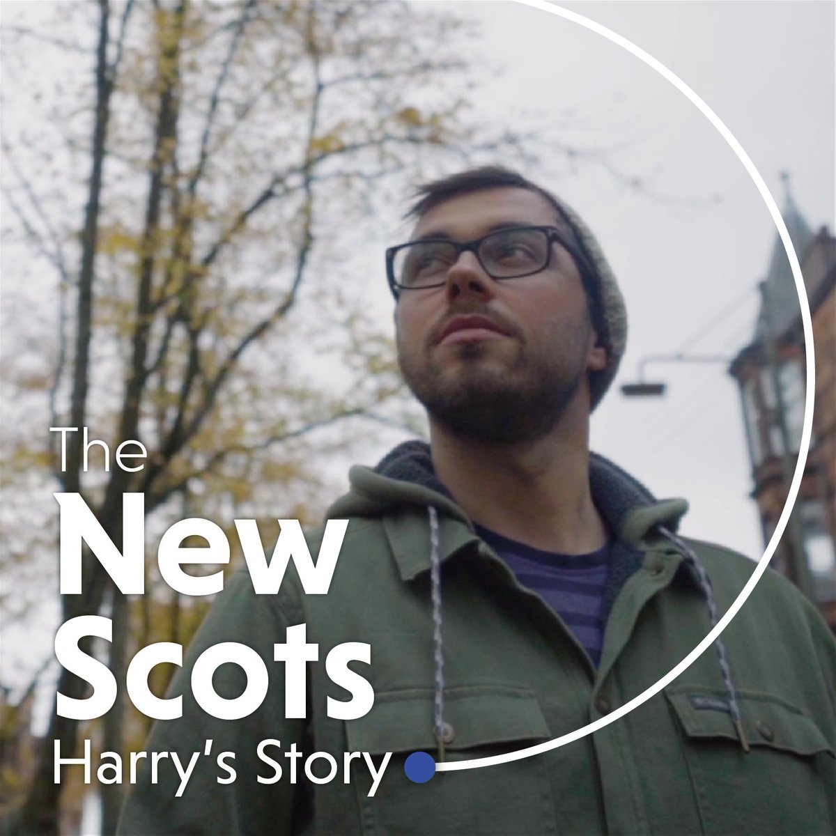 'My way was a wee bit different.' #TheNewScots - streaming now: bbc.in/3051YUS