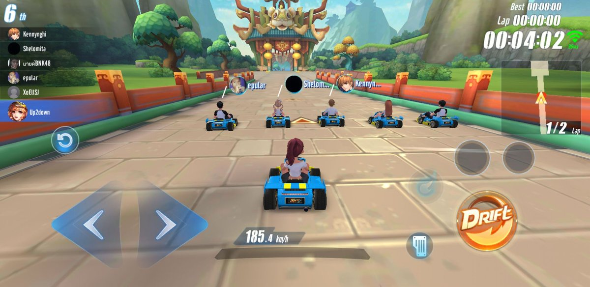 Uptodown On Twitter Garena Speed Drifters Is The International Version Of The Korean Qq Speed A Mario Kart Style Racing Game That Was Developed By Tencent Out Now Https T Co Lkzhy8u4a7 Https T Co Izbougs8gz